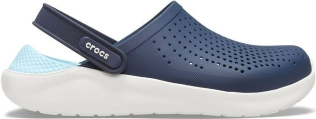 Crocs LiteRide Clog NavyAlmost White 46 47