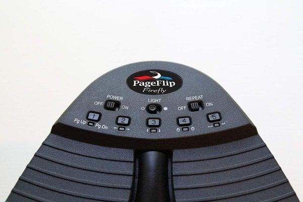 PageFlip Firefly Bluetooth/USB Pedal