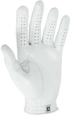 Footjoy Contour Flex Womens Golf Glove 2020 Left Hand for Right Handed Golfers Pearl S
