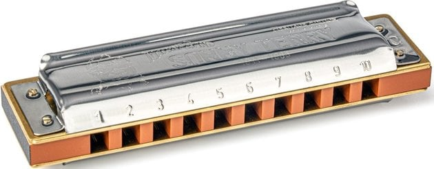 Hohner Sonny Terry Heritage Edition C-major