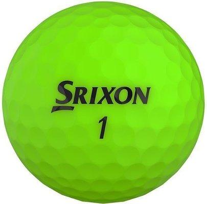 Srixon Soft Feel 11 Golf Balls Brite Green