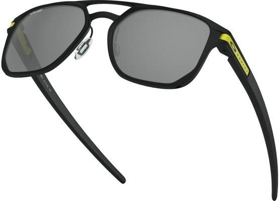 Oakley Latch Alpha Valentino Rossi Matte Black/Prizm Black