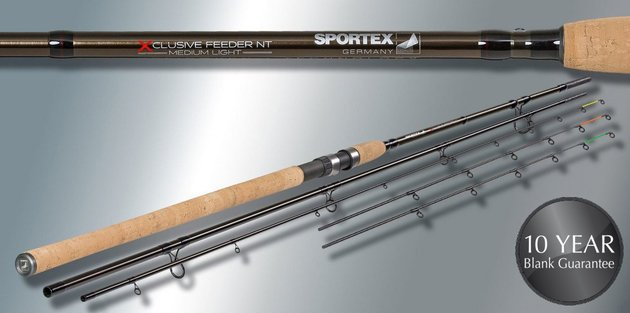 Sportex Xclusive Medium Heavy Feeder 390cm 100-190g