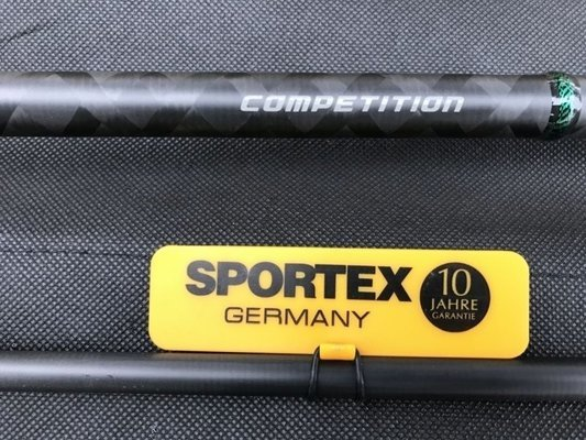 Sportex Competition Carp CS-4 Stalker 300cm 3,00lb