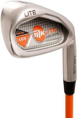 MKids Golf MK Lite Half Set Rh Orange 49in - 125cm