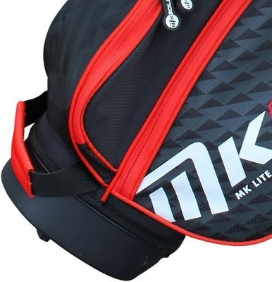 MKids Golf MK Lite Half Set Rh Red 53in - 135cm