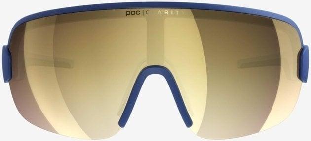 POC Aim Lead Blue-Violet/Gold Mirror