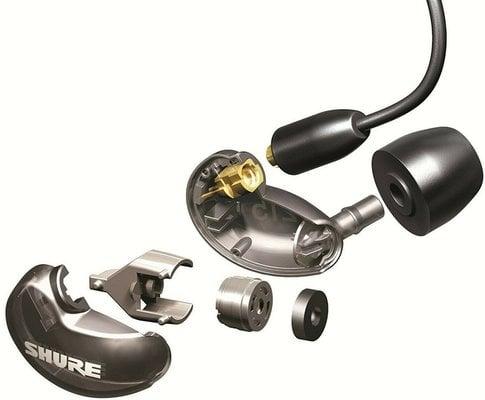 Shure SE215 Sound Isolating Earphones Black