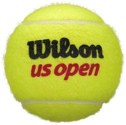 Wilson US Open Tennis 3 Tennis Balls