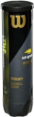 Wilson US Open Tennis 4 Tennis Balls