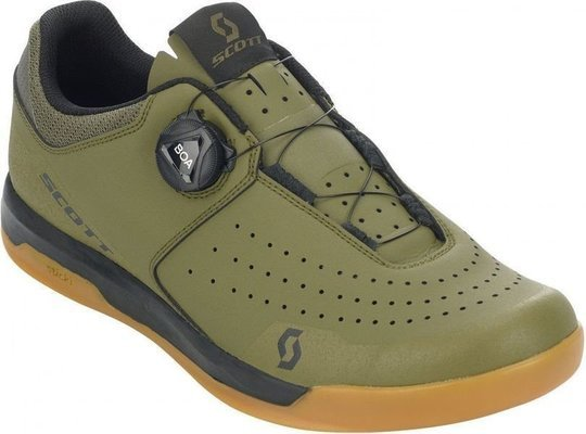 Scott Shoe Sport Volt Green Moss/Black 40