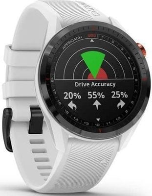 Garmin Approach S62 White Lifetime