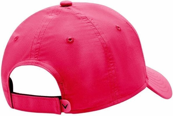 Callaway Womens Side Crested Structured Cap Virtual Pink