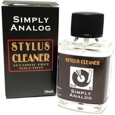Simply Analog Stylus Cleaner Alcohol-Free 30 ml New Edition