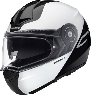 Schuberth C3 Pro Split White L