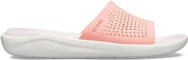 Crocs LiteRide Slide Melon/White 39-40