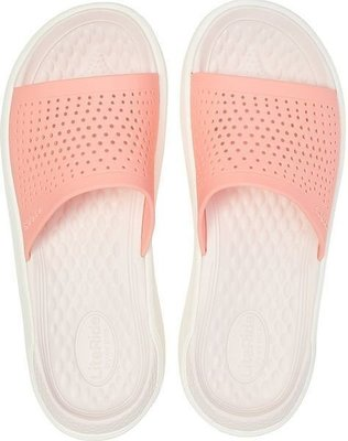 Crocs LiteRide Slide Melon/White 41-42