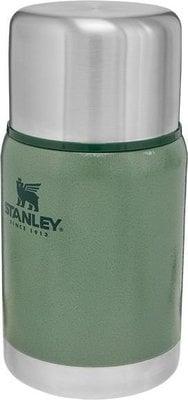 Stanley The Stainless Steel Vacuum Food Jar 0,70L Hammertone Green