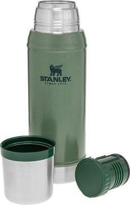 Stanley The Legendary Classic Bottle 0,75L Hammertone Green