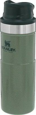 Stanley The Trigger-Action Travel Mug 0,47L Hammertone Green