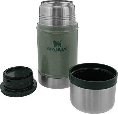 Stanley The Legendary Classic Food Jar 0,70L Hammertone Green
