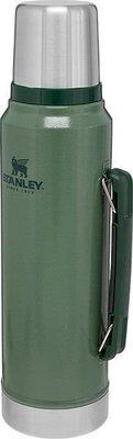 Stanley The Legendary Classic Bottle 1L Hammertone Green