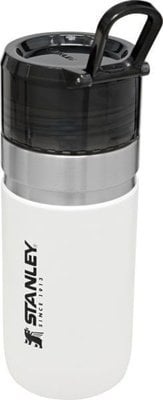 Stanley The Vacuum Insulated Water Bottle 0,47L Polar White