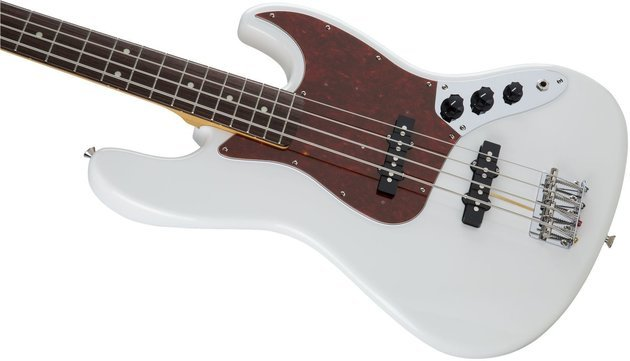 Fender MIJ Traditional '60s Jazz Bass RW Arctic White