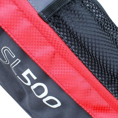 Masters Golf SL500 Stand Bag Grey/Red