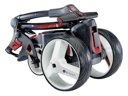 Motocaddy M1 Alpine Standard Battery Electric Golf Trolley