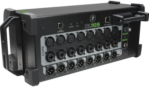 Mackie DL16S Wireless Digital Mixer