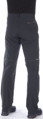 Mammut Runbold Zip Off Mens Pants Black 46