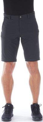 Mammut Runbold Zip Off Mens Pants Black 48