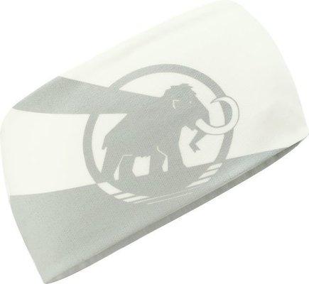Mammut Sertig Headband Bright White/Highway