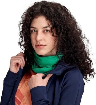 Mammut Neck Gaiter Light Emerald/Dark Light Emerald