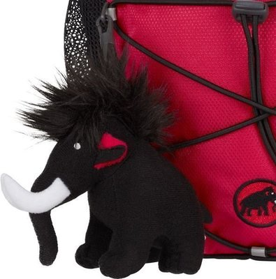 Mammut First Zip Black/Inferno 4 L