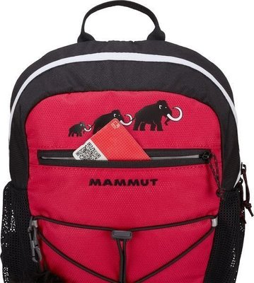 Mammut First Zip Black/Inferno 16 L