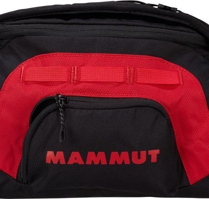 Mammut First Cargo Black/Inferno 12 L