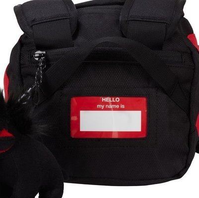 Mammut First Cargo Black/Inferno 18 L