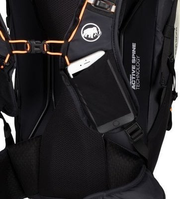 Mammut Ducan Spine 28-35 Sunlight/Black