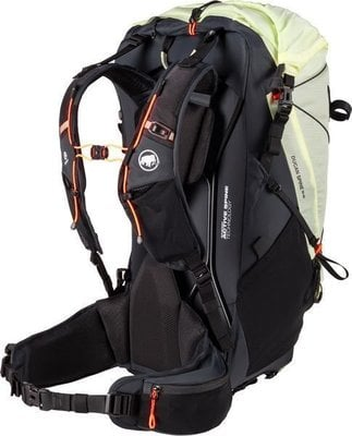 Mammut Ducan Spine 50-60 Sunlight/Black