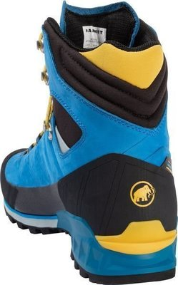 Mammut Kento Guide High GTX Mens Shoes Dark Gentian/Freesia UK 8,5