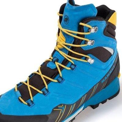 Mammut Kento Guide High GTX Mens Shoes Dark Gentian/Freesia UK 10