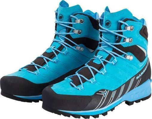 Mammut Kento Guide High GTX Womens Shoes Ocean/Dark Whisper UK 5,5