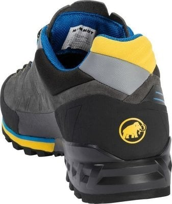 Mammut Kento Low GTX Mens Shoes Dark Titanium/Freesia UK 9