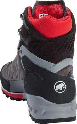 Mammut Kento Tour High GTX Mens Shoes Dark Titanium/Dark Spicy UK 7,5