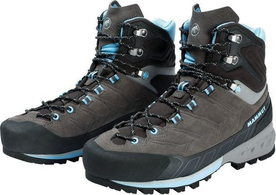 Mammut Kento Tour High GTX Womens Shoes Dark Titanium/Whisper UK 4,5