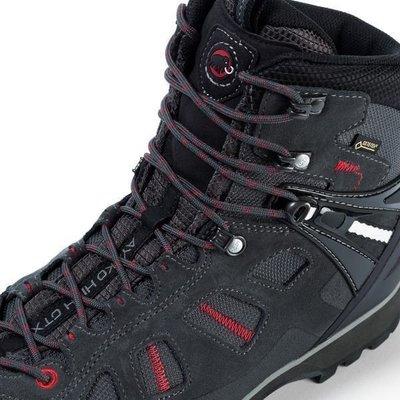Mammut Ayako High GTX Mens Shoes Graphite/Inferno UK 7,5