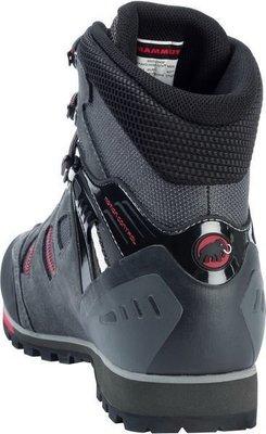 Mammut Ayako High GTX Mens Shoes Graphite/Inferno UK 10,5