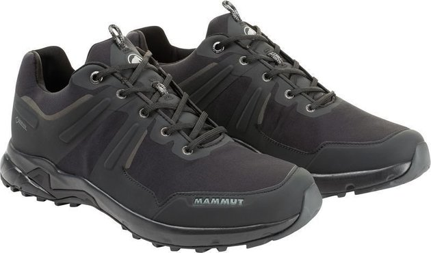 Mammut Ultimate Pro Low GTX Mens Shoes Black/Black UK 8